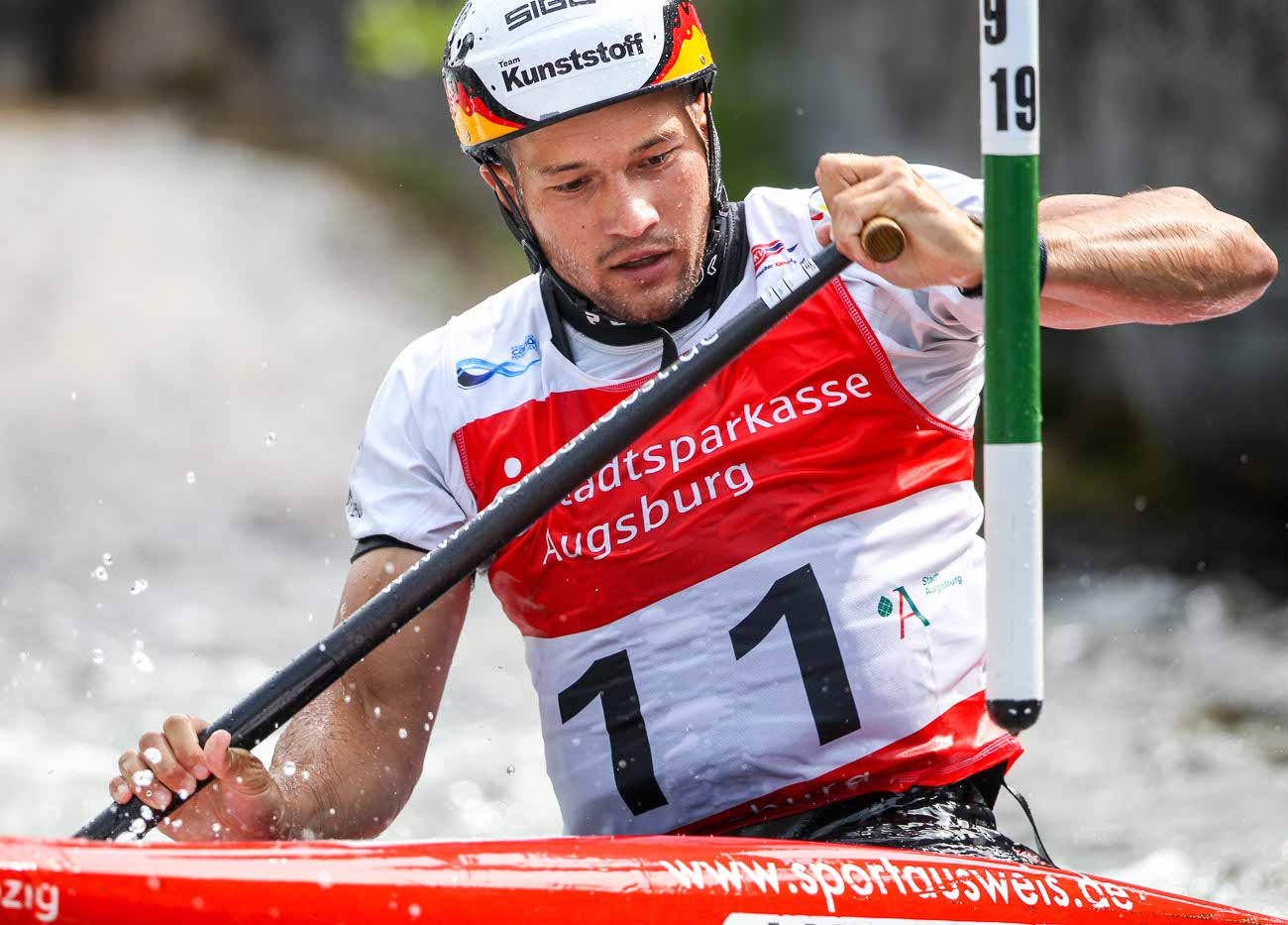 Markkleeberg is ready for a big show this weekend | ICF - Planet Canoe