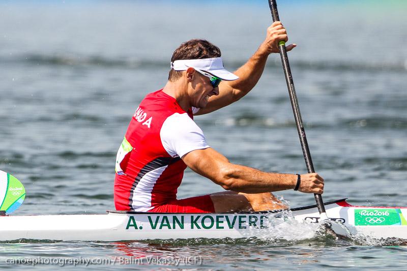 Van Koeverden happy to allow changing of K1 Men 1000m guard