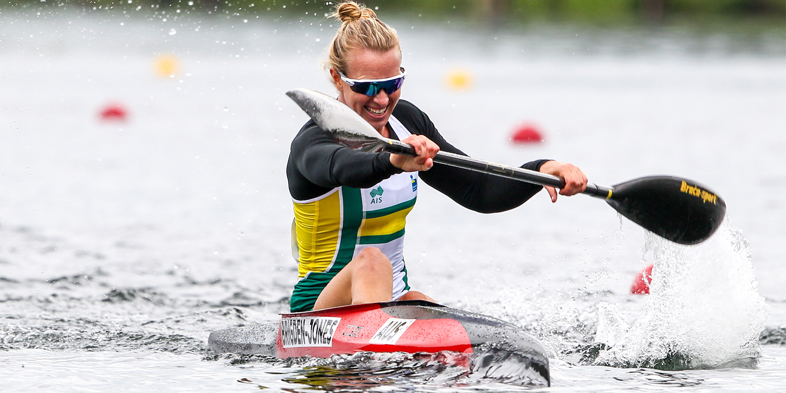 Bridgen-Jones starts comeback | ICF - Planet Canoe