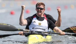 2021 ICF Canoe Sprint World Cup Barnaul  Felix FRANK, Tamas GECSO