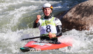 2019 ICF Canoe Slalom World Championships La Seu d'Urgell Spain Andrea HERZOG