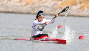 2020 ICF Canoe Sprint World Cup Szeged Hungary Anna LUCZ