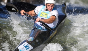 2019 ICF Wildwater Canoeing World Championships La Seu dUrgell Spain Anze URANKAR