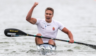 2020 ICF Canoe Sprint World Cup Szeged Hungary Balint KOPASZ