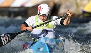 2019 ICF Wildwater Canoeing World Championships La Seu dUrgell Spain Barbora DIMOVOVA
