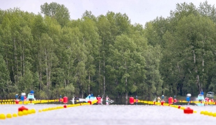 2021 ICF Canoe Sprint Olympic Qualifier Barnaul Barnaul