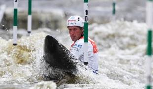 2021 ICF Canoe Slalom World Cup Prague Benjamin SAVSEK