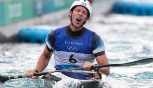 Tokyo 2020 Olympics BORIS NEVEU