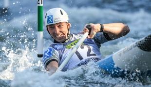 2019 ICF Canoe Slalom World Championships La Seu d'Urgell Spain David FLORENCE