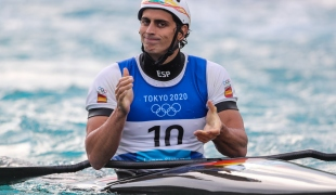 Tokyo 2020 Olympics David LLORENTE