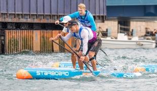2019 ICF Stand Up Paddling (SUP) World Championships Qingdao China Day 1: Long Distance