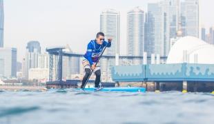 2019 ICF Stand Up Paddling (SUP) World Championships Qingdao China Day 2: Sprint