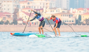 2019 ICF Stand Up Paddling (SUP) World Championships Qingdao China Day 3: Technical Races