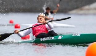 2021 ICF Canoe Sprint Olympic Qualifier Barnaul Dong ZHANG