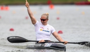 2021 ICF Canoe Sprint World Cup Szeged Emma Aastrand JORGENSEN