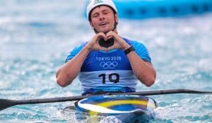 Tokyo 2020 Olympics Erik HOLMER