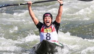 2019 ICF Canoe Slalom World Championships La Seu d'Urgell Spain Eva TERCELJ