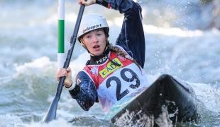 2019 ICF Canoe Slalom World Championships La Seu d'Urgell Spain Evy Leibfarth