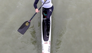 2020 ICF Canoe Sprint World Cup Szeged Hungary Felix GEBHARDT