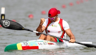 2020 ICF Canoe Sprint World Cup Szeged Hungary Fernando PIMENTA