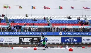 2021 ICF Canoe Sprint Olympic Qualifier Barnaul Gabriele CEREPOKAITE