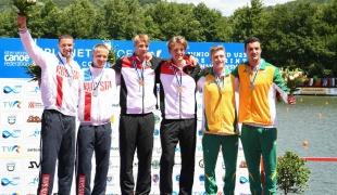 072 k2 u23 men 1000m 2017 icf canoe sprint junior u23 world championships pitesti romania