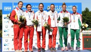 246 k2 u23 women 500m 2017 icf canoe sprint junior u23 world championships pitesti romania