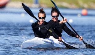 aimee fisher lisa carrington icf canoe kayak sprint world cup montemor-o-velho portugal 2017 006