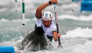 2018 ICF Canoe Slalom World Championships Rio Brazil Benjamin Savsek SLO