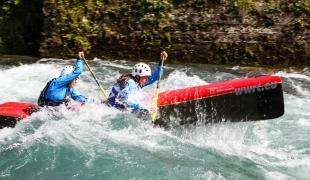 2018 ICF Wildwater Canoeing World Championships Muota C2 Classic