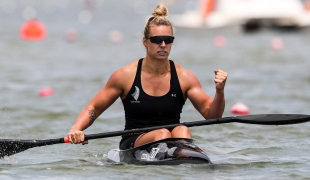 2018 ICF Canoe Sprint World Cup 1 Szeged Hungary Caitlin Ryan NZL
