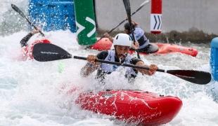 2018 ICF Canoe Extreme Slalom World Championships Rio Brazil Christian De Dionigi ITA