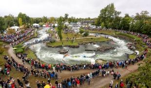 course 2017 icf canoe slalom extreme world championships pau france 130