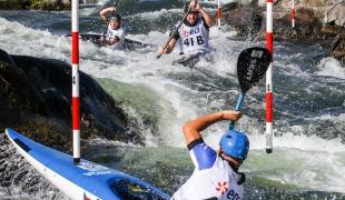 czech k1 slalom team 2017 icf slalom and wildwater world championships pau france 003 0