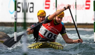 david schroder nico bettge icf canoe slalom world cup 2 augsburg germany 2017 007