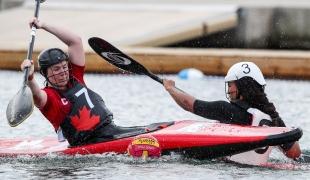 2018 ICF Canoe Polo World Championships Welland Canada Day 3