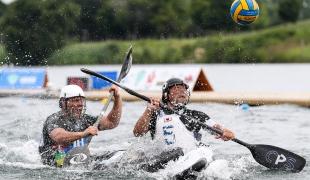 2018 ICF Canoe Polo World Championships Welland Canada Day 4