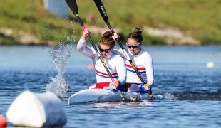 deborah kerr samantha rees clark icf canoe kayak sprint world cup montemor-o-velho portugal 2017 045