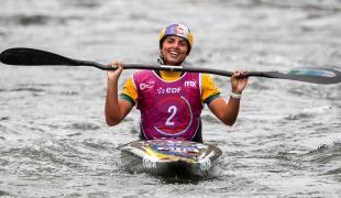 fox jessica aus 2017 icf canoe slalom world championships pau france 091