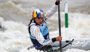 2018 ICF Canoe Slalom World Cup 1 Liptovsky Slovakia FOX Jessica AUS