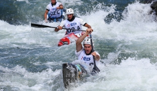 france c1 wildwater team 2017 icf slalom and wildwater world championships pau france 005 0