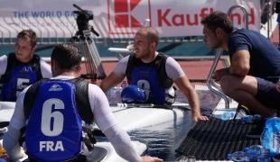 france men coaching icf canoe polo world games 2017