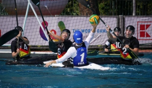 france women shooting germany defence icf canoe polo world games 2017
