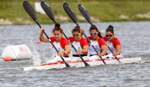 francisca carvalho maria gomes maria rei sara sotero icf canoe kayak sprint world cup montemor-o-velho portugal 2017 073