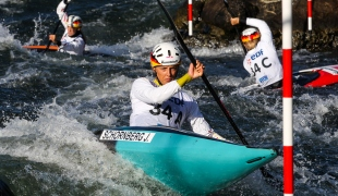 germany k1 slalom team 2017 icf slalom and wildwater world championships pau france 002 0