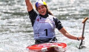 jessica fox icf canoe slalom world cup 2 augsburg germany 2017 010
