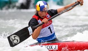 jessica fox slalomworldcupfocus markkleeberg