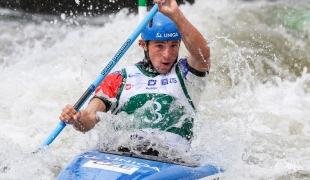 2018 ICF Canoe Slalom World Cup 2 Krakow Jiri PRSKAVEC CZE