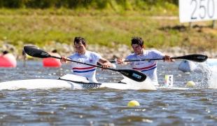joseph beevers matthew robinson icf canoe kayak sprint world cup montemor-o-velho portugal 2017 096