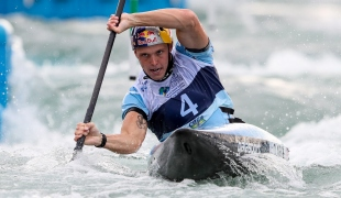 2018 ICF Canoe Slalom World Championships Rio Brazil Joseph Clarke GBR